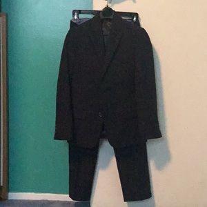 Izod Navy Suit